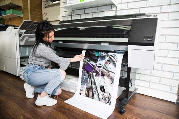 Large Format Printing Islington