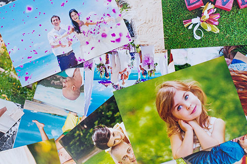 Photo printing service in Highgate London