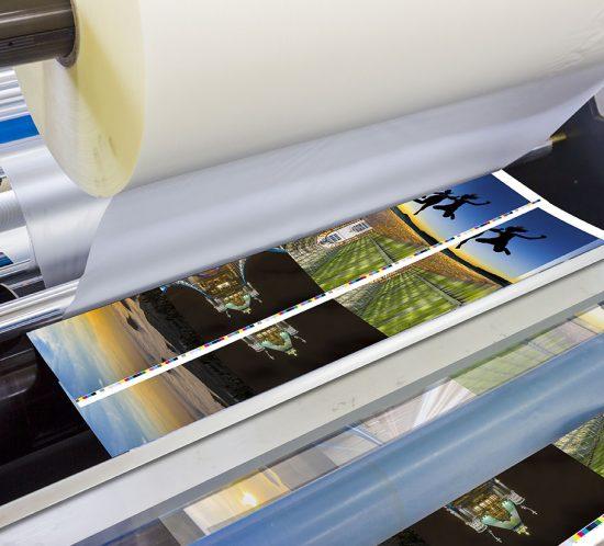 Five Key Advantages of Laminate Printing