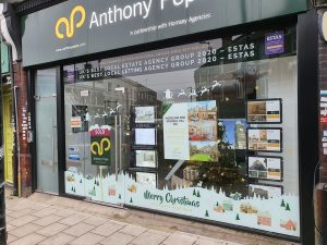 Large format prinintg for Estate Agents in London